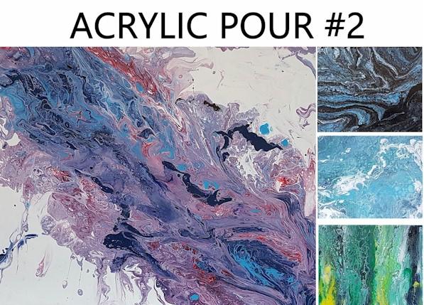 ACRYLIC POUR #2