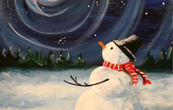 Frosty's Night