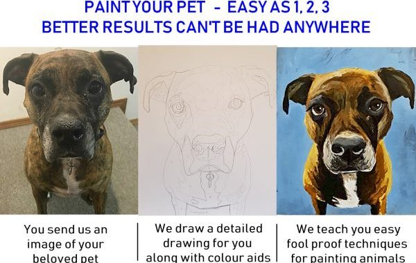 PAINT YOUR PET MAY