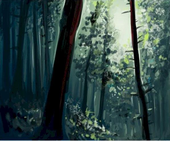 FOREST DEEP