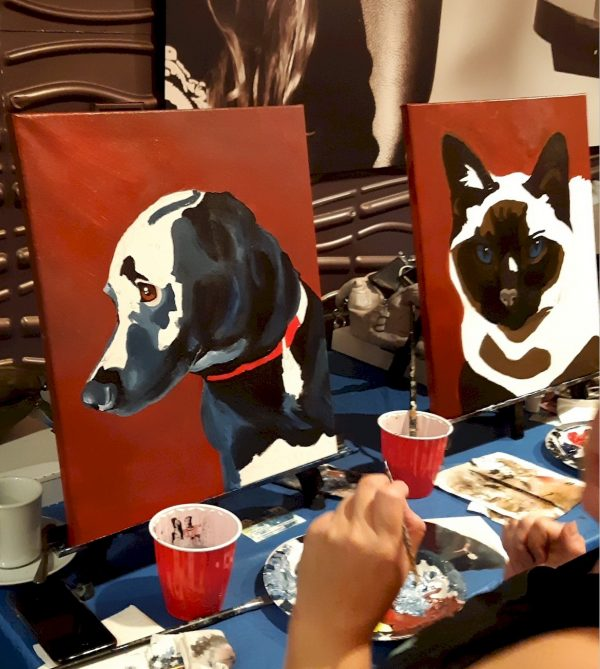 PAINT YOUR PET – JULY